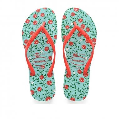 Havaianas哈瓦仕 SLIM ROMANCE 夾腳拖鞋