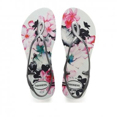 Havaianas哈瓦仕 LUNA PRINT 夾腳拖鞋