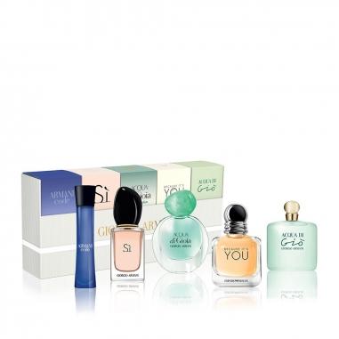 Giorgio Armani亞曼尼 女士迷你香水獨立特惠組