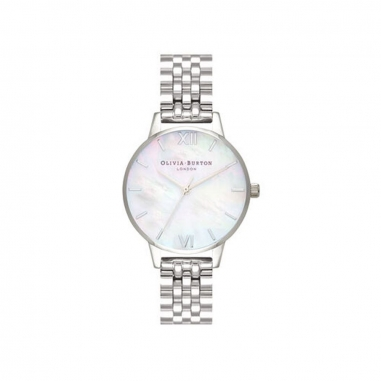 Olivia BurtonOlivia Burton Mother of Pearl Bracelet手錶