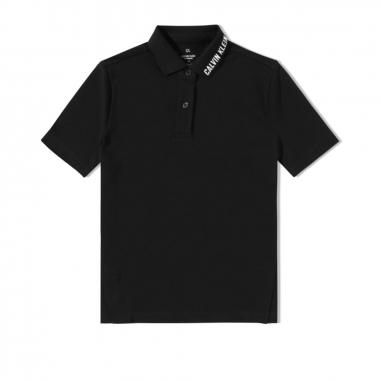 Calvin Klein 卡爾文克雷恩(精品) 女性POLO衫