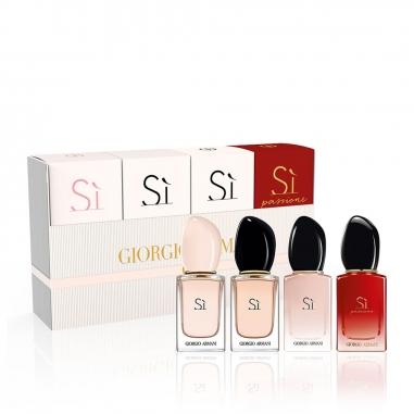 Giorgio Armani亞曼尼 SI 女性迷你香水特惠組