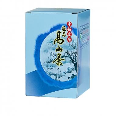 EVERRICH昇恆昌獨家開發監製 產銷履歷-極品高山茶