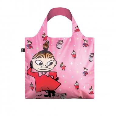 murmurmurmur Moomin 小不點粉紅環保袋