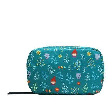 murmurmurmur murmur盥洗包 小紅帽綠
