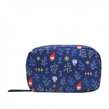 murmurmurmur 小紅帽藍盥洗包
