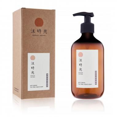 MOUSSE NATURE沐時光 溫泉茶樹液體皂