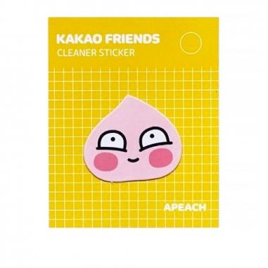 kakao friendskakao friends 重覆黏貼擦拭布-APEACH