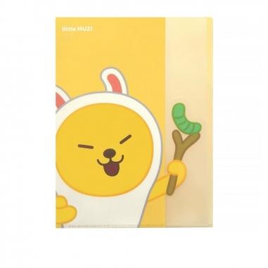 kakao friendskakao friends 多層a4 L資料夾-小muzi