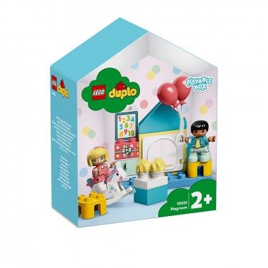 LEGO樂高 LEGO 10925 得寶系列 遊戲房