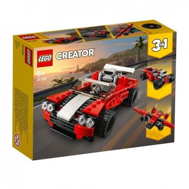 LEGO樂高 LEGO 31100 Creator系列 跑車