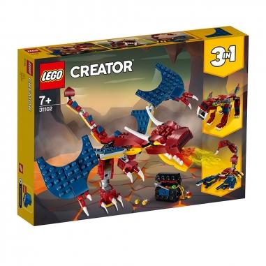 LEGO樂高 LEGO火龍