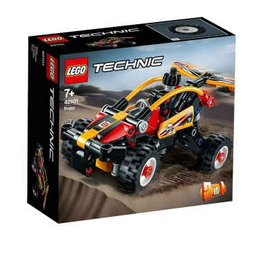 LEGO樂高 LEGO沙灘越野車