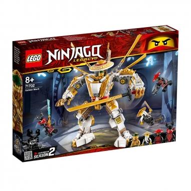 LEGO樂高 LEGO黃金機械人