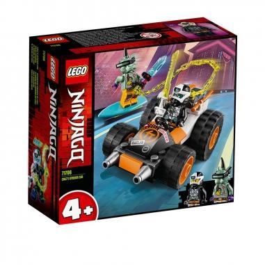 LEGO樂高 LEGO阿剛極速跑車