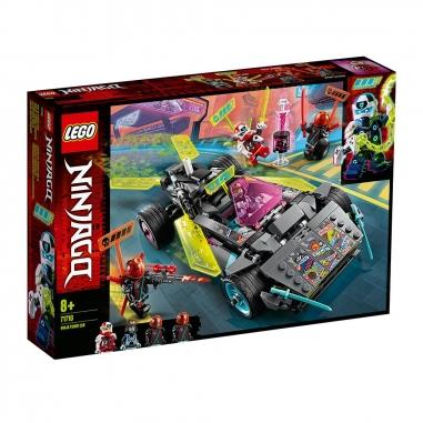LEGO樂高 LEGO忍者改裝車