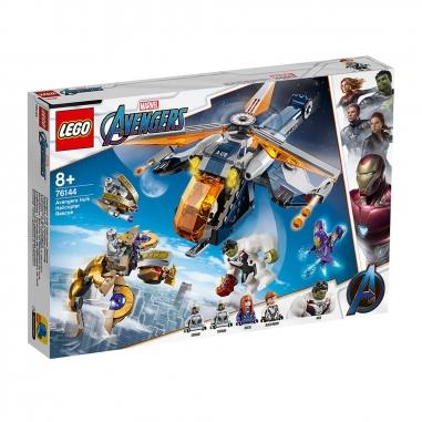 LEGO樂高 LEGO浩克直升機救援