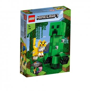 LEGO樂高 LEGO 21156 Minecraft系列 BFCreeperOcelot