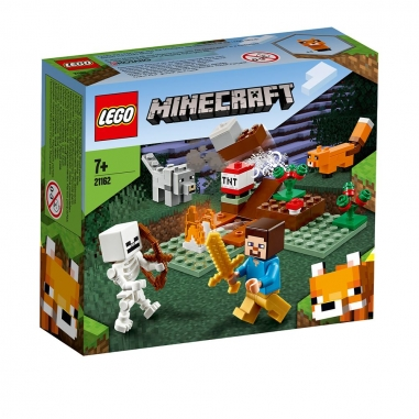 LEGO樂高 LEGO 21162 Minecraft系列 TaigaAdventure
