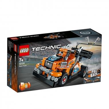 LEGO樂高 LEGO 42104 TECHNIC系列 賽道卡車