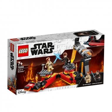 LEGO樂高 LEGO 75269 星際大戰系列 DuelonMustafar