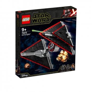 LEGO樂高 LEGO 75272 星際大戰系列 SithTIEFighter