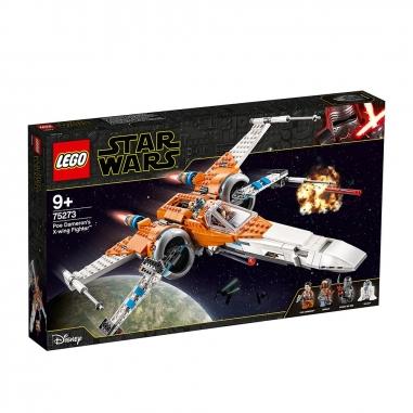 LEGO樂高 LEGO 75273 星際大戰系列 PoeDameronsXwing