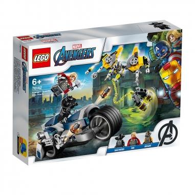 LEGO樂高 LEGO 76142 超級英雄系列 Ave急速機車攻擊