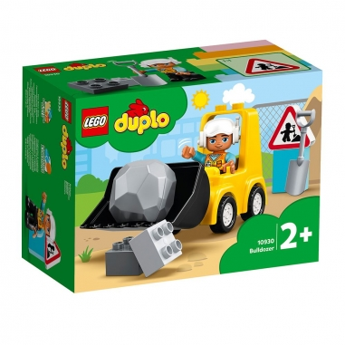 LEGO樂高 LEGO推土機