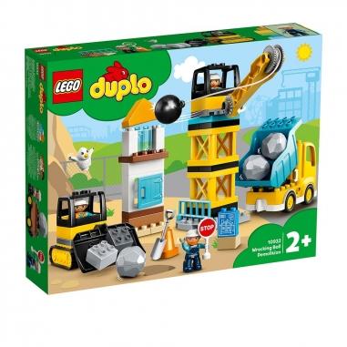 LEGO樂高 LEGO施工現場組