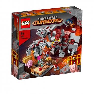 LEGO樂高 LEGO 當個創世神系列 RedstoneBattle