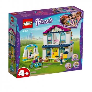 LEGO樂高 LEGO斯蒂芬妮家