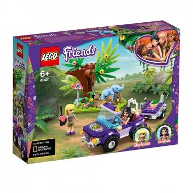 LEGO樂高 LEGO大象寶寶叢林救援