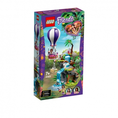 LEGO樂高 LEGO 41423  Friends系列 熱氣球叢林救援