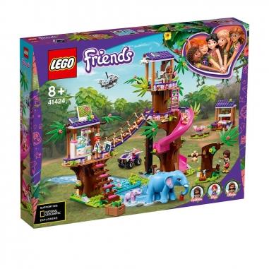 LEGO樂高 LEGO 41424  Friends系列 叢林救援基地
