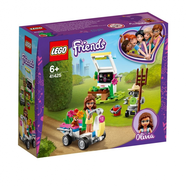 LEGO奧麗薇亞花園