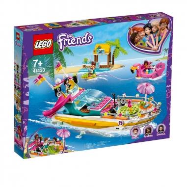 LEGO樂高 LEGO 41433  Friends系列 派對遊艇