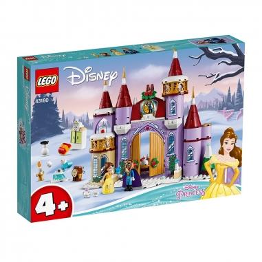 LEGO樂高 LEGO貝兒城堡冬季慶典