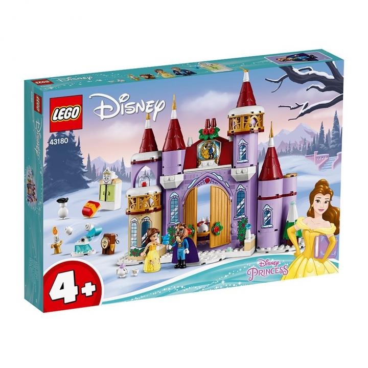 LEGO貝兒城堡冬季慶典