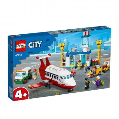 LEGO樂高 LEGO中央機場