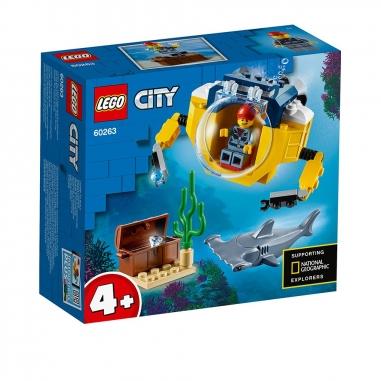LEGO樂高 LEGO海洋迷你潛水艇