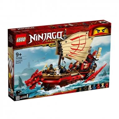 LEGO樂高 LEGO忍者終極使命號
