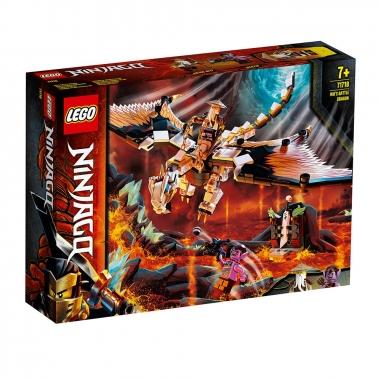 LEGO樂高 LEGO吳大師戰鬥龍