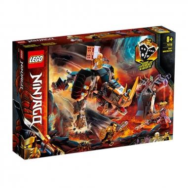LEGO樂高 LEGO冰忍牛角騎獸