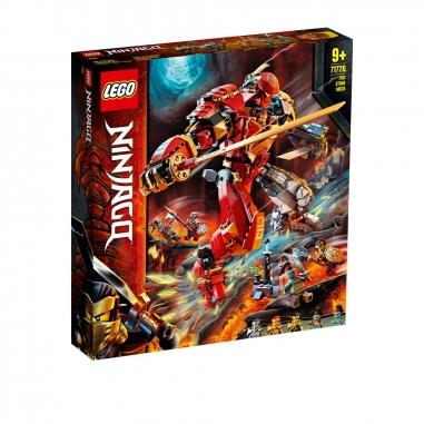 LEGO樂高 LEGO火焰石機械人
