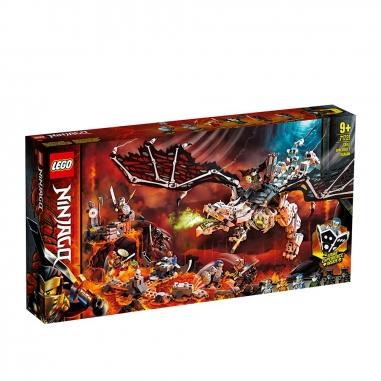 LEGO樂高 LEGO 71721 Ninjago系列 骷顱頭巫師之龍