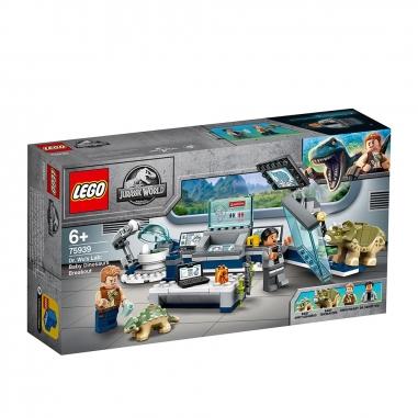 LEGO樂高 LEGO幼龍實驗室脫逃