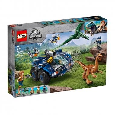 LEGO樂高 LEGO 75940 侏儸紀世界 G-P恐龍脫逃