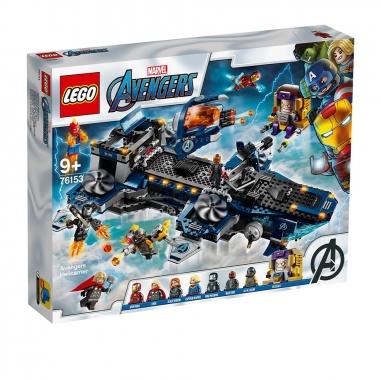 LEGO樂高 LEGO復仇者母艦