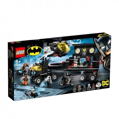LEGO樂高 LEGO移動蝙蝠基地